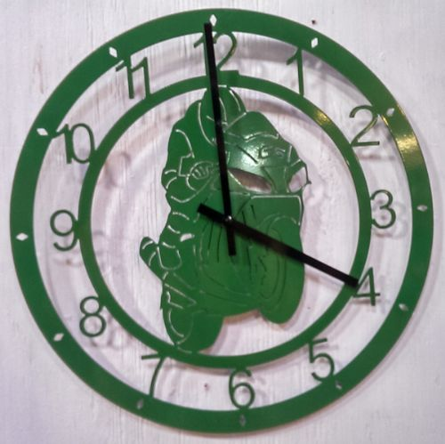 Large Wall Clock 440mm Tom Sykes 66